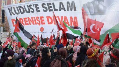 Photo of جهود تركية-فلسطينية لإنقاذ 110 طالبًا يدرسون في تركيا