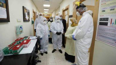 Photo of فحص عبر التنفس يكشف عن الفيروس بطريقة فورية