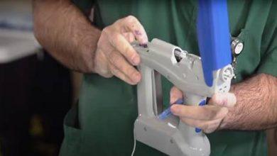 "Photo of (فيديو مذهل) اختراق علمي.. ""مسدس طبي"" يولد جلديا بديلاً"