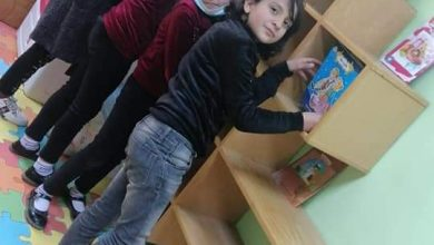 "Photo of بهدف الدعم النفسي للأطفال ..""بسمة ملاك""بمستشفى معاذ بن جبل"
